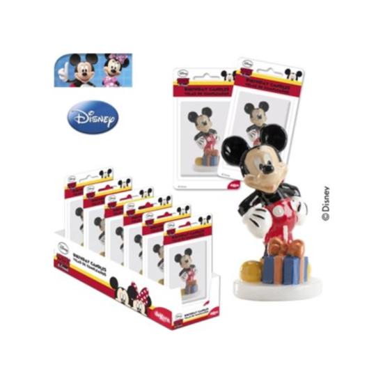 Mese gyertya- Mickey